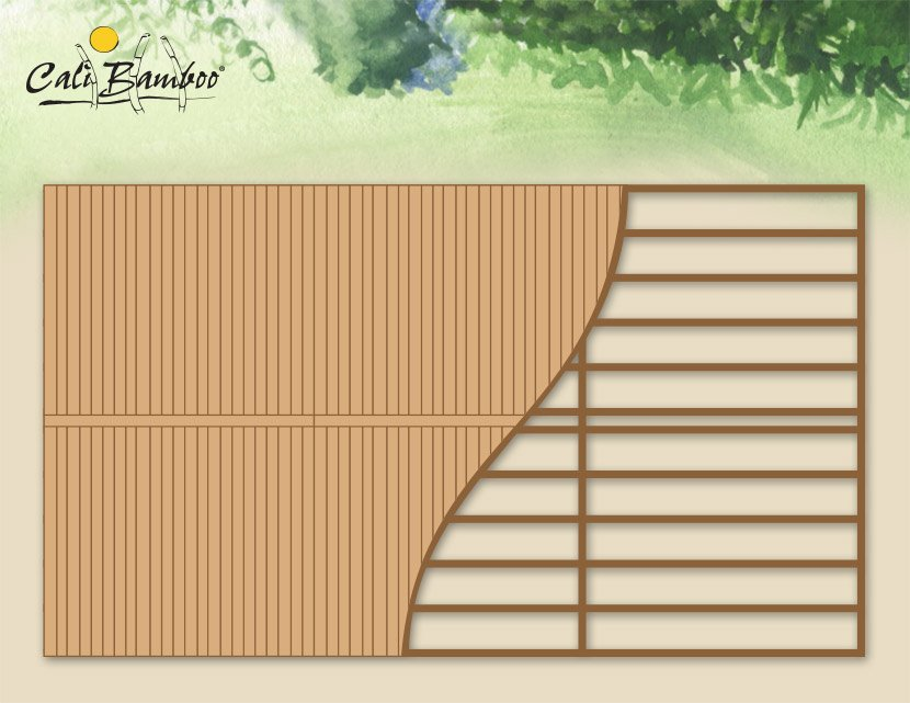 Deck designs cali bamboo greenshoots blog for 16 by 16 deck plans