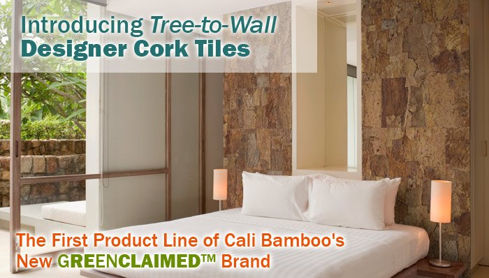 Designer Cork Wall Tiles