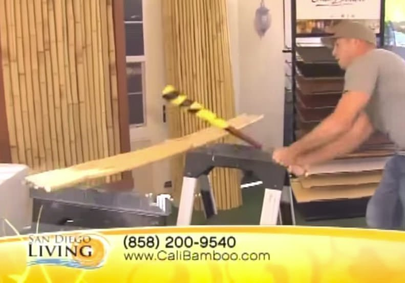 San Go 6 The Cw Green Week Cali Bamboo Flooring And Fencing