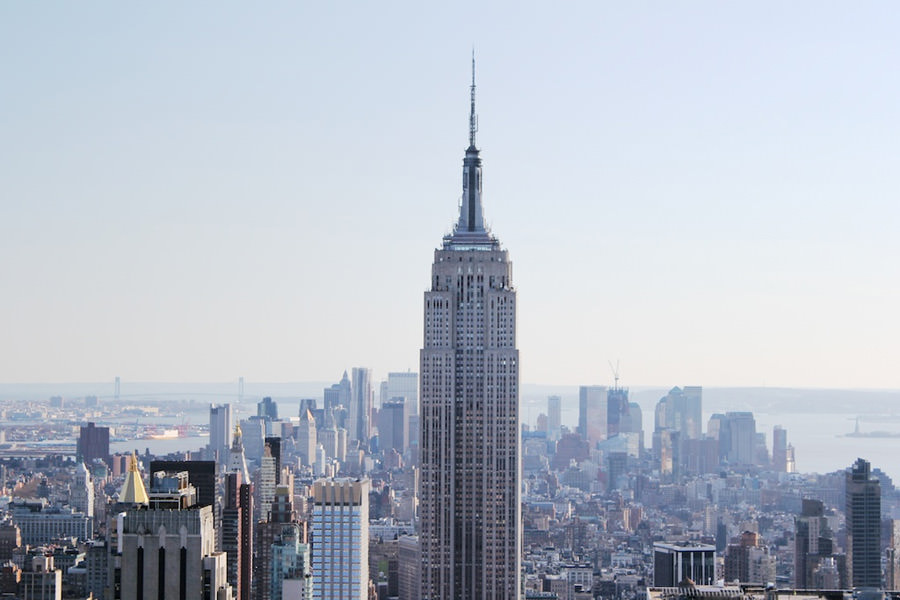 Empire State Building: LEED Gold Certification