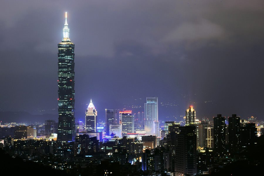 Taipei 101, one of the world's tallest skyscrapers, recently earned LEED-certification