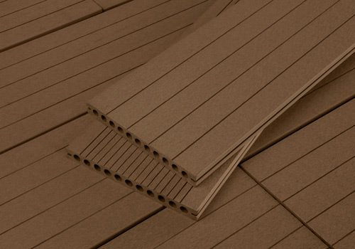 Introducing the World's First Wide Plank Composite Decking
