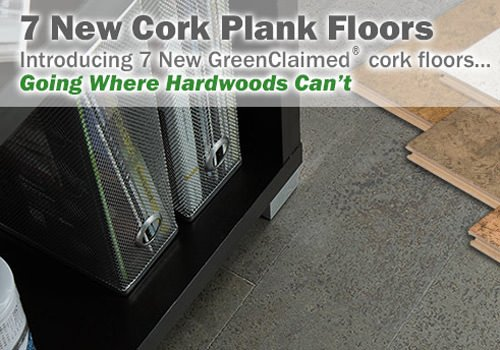 Cali Bamboo launches GreenClaimed®  Cork Flooring Line
