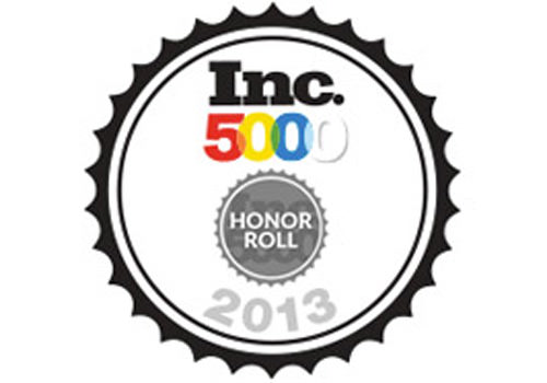 Cali Bamboo Makes Honor Roll: Inc. 5000 5 Years in a Row