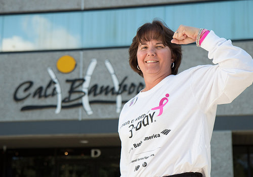 Cali Bamboo Stands Up to Cancer & Supports 3 Fundraising Events