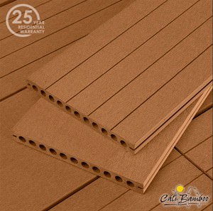 Shop Caramel Composite Decking