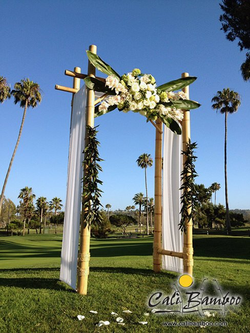 To Provide A Bit Of Guidance For Other Brides Out There Facing The Same Dilemma I Ve Compiled Few My Favorite Bamboo Wedding Arches Enjoy