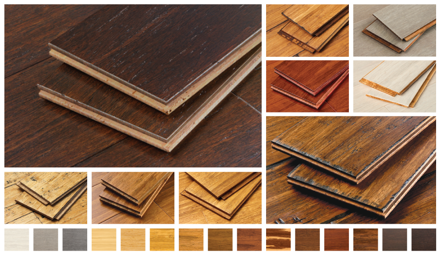 How To Pick A Hardwood Flooring Color Cali Bamboo Greenshoots Blog