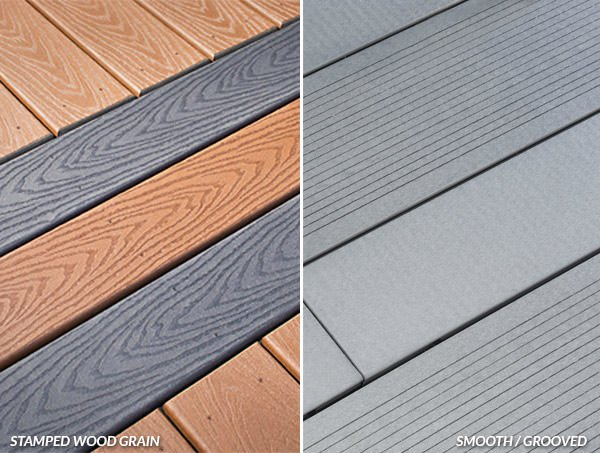 Bamdeck vs trex decking calibamboo greenshoots for Alternative to decking