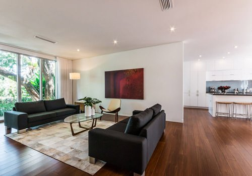 Lush Miami Home – Bamboo Flooring Florida