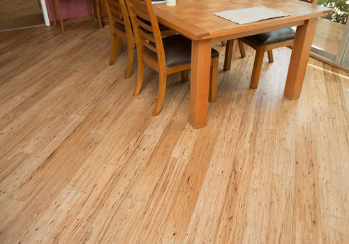 Oak Flooring Look With Eucalyptus