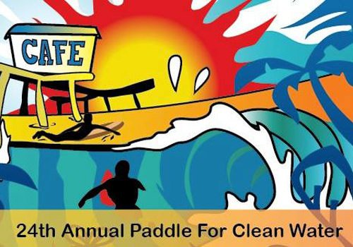 Surfrider San Diego's 24th Annual Paddle for Clean Water
