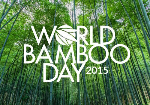 World Bamboo Day 2015