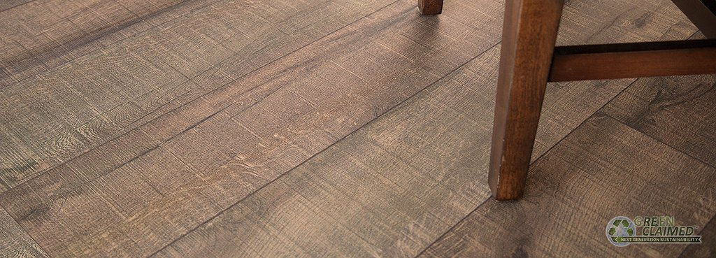 New Line Of Faux Wood Flooring Features The Orthopedic Comfort And Eco Friendly Benefits Cork With Look Feel Reclaimed Hardwood