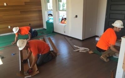 Reporting from the Solar Decathlon: Team Solar NEST