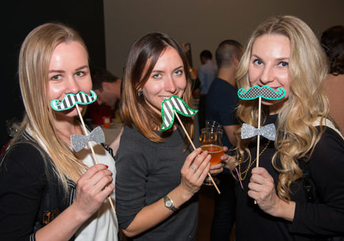 Cali Bamboo Raises $2,278 at the 2015 Movember Mo Party