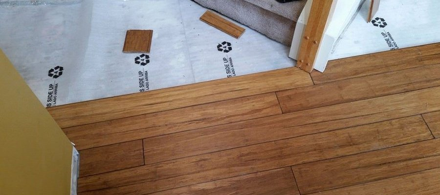 Myth 7 Bamboo Flooring Cannot Be Installed Over Concrete