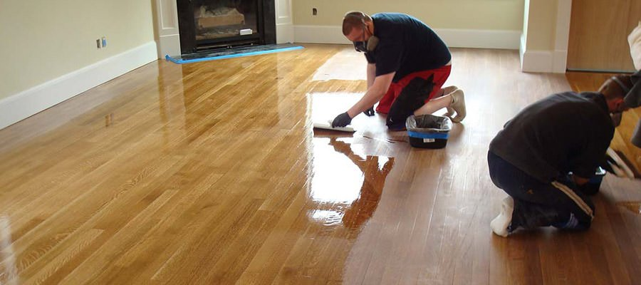 The Glue Down Method Is Commonly Used When Installing Over Concrete That On Or Above Grade Learn How To Install Bamboo Flooring Using Any