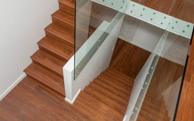 Modern Staircase – Los Angeles Home