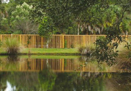 World Fence News: Bamboo offers beautiful, eco-friendly fence option for retirement village