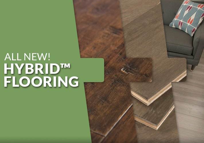 Cali Bamboo Introduces Hybrid™ Flooring