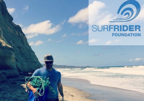 Cali Bamboo Joins the Surfrider Foundation to Tackle Torrey Pines State Beach