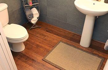engineered wood flooring in bathroom bathroom flooring cali bamboo greenshoots 23141