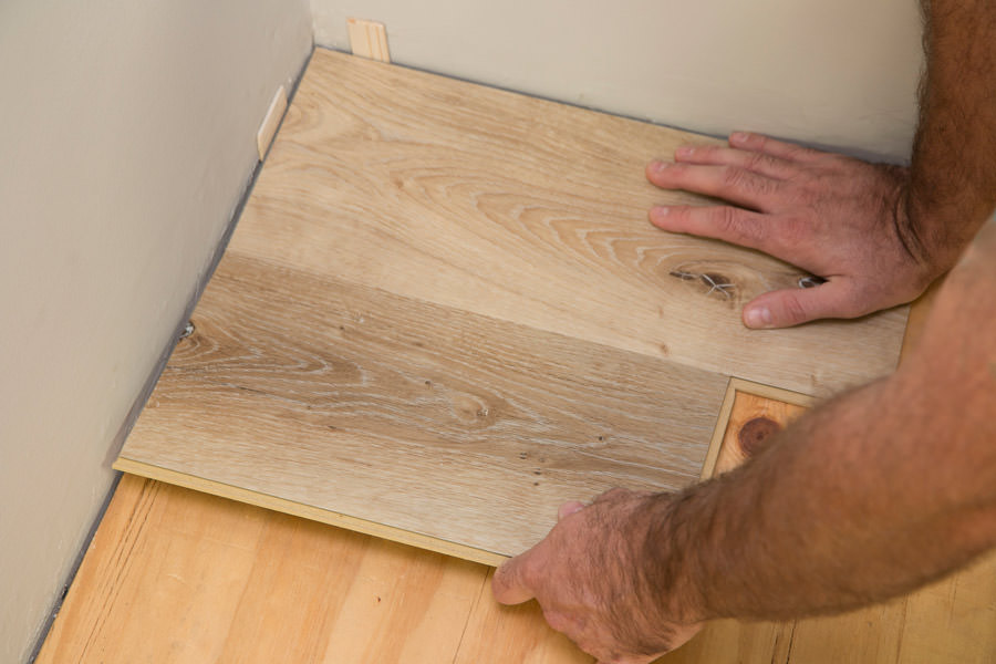 Installing Vinyl Plank Flooring Steps For Homeowners And