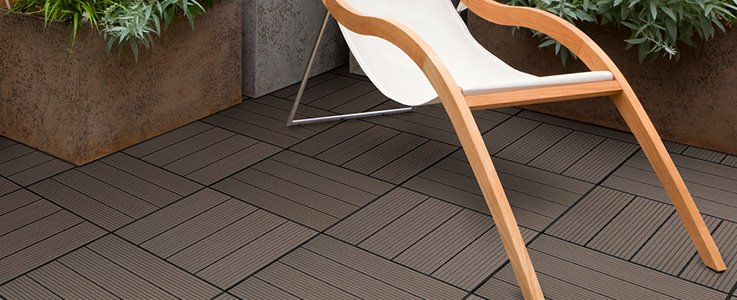 Outdoor Deck Tiles