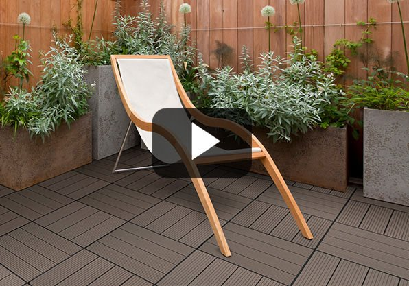 Cali Bamboo Introduces Composite Outdoor Deck Tiles