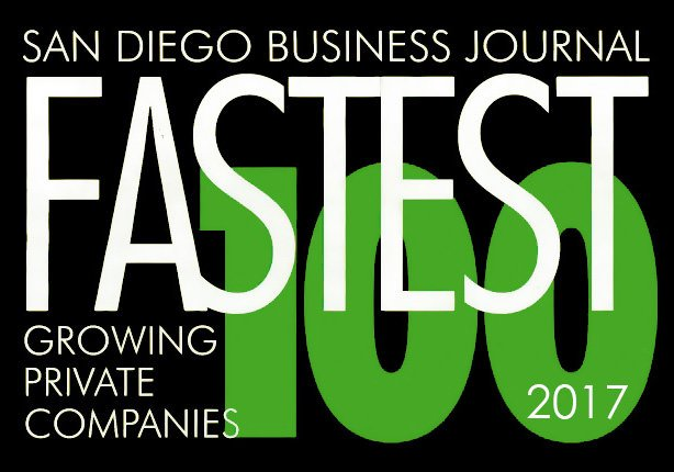 Cali Bamboo Named Fastest Growing Company by SDBJ for 8th Year