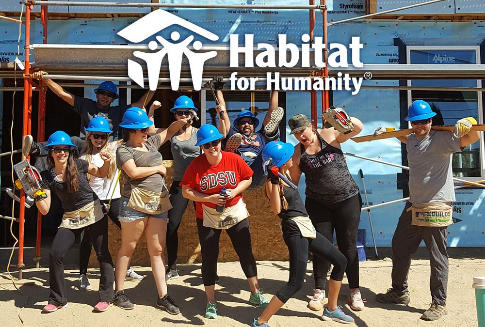 Love Always Wins with Habitat for Humanity