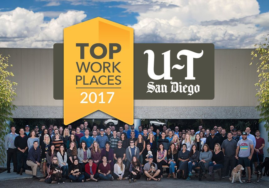 Cali Bamboo UT Top Workplace 4 Straight Years