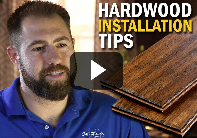 Hardwood Flooring Installation Tips