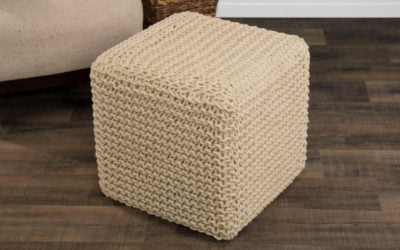 New Floor Poufs Join the Cali Marketplace Line Up