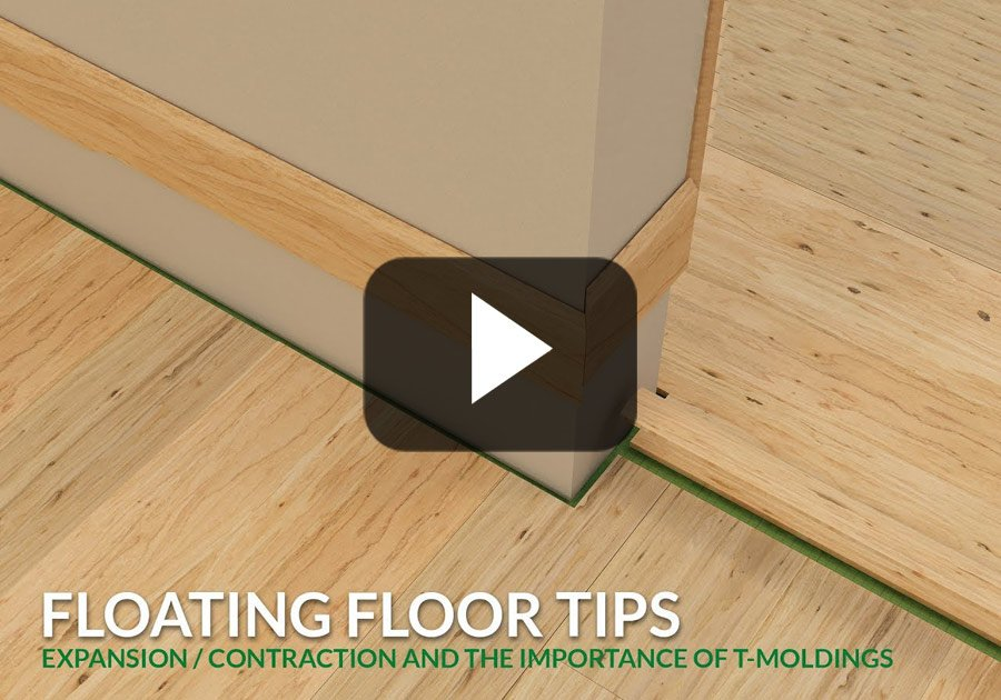 Floating Wood Floor