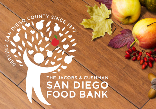 Cali Thanksgiving Food Drive Donates Over a Ton in One Week