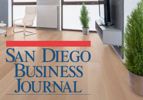 Cali Bamboo Named San Diego's 54th Fastest Growing Company