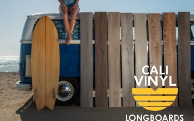 CALI Launches New Cali Vinyl Longboards Collection