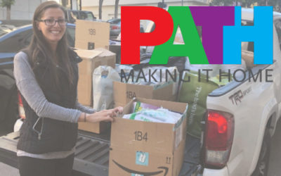 CALI Hosts Mass Donation Drive in Support of PATH