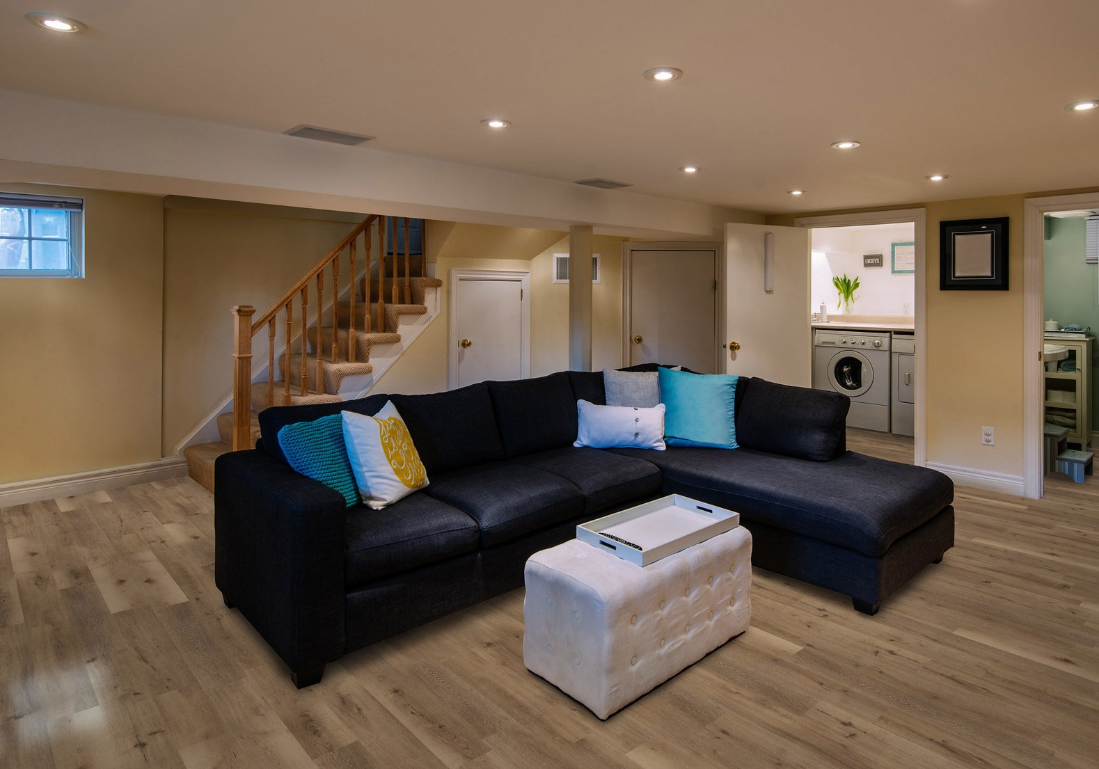 5 Best Flooring Options For Basements Cali