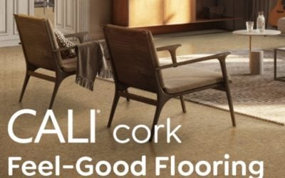 CALI Launches New Cork Flooring
