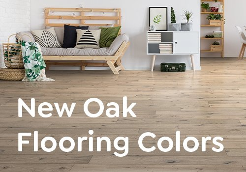 New Oak Floors Added to Meritage Collection