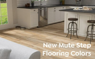 Mute Step Collection Adds Popular Colors