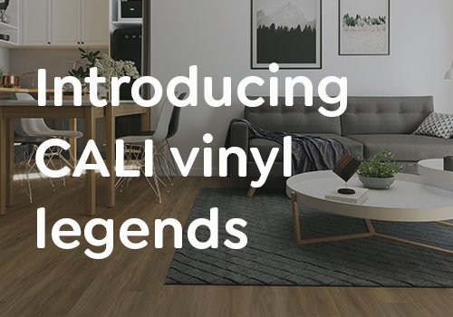 CALI Launches Legends, New Thicker Vinyl