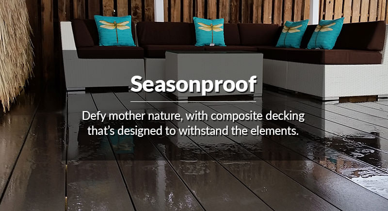Composite Decking 100 Recycled Decking Material Distributed