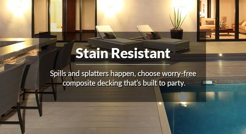 Stain Resistant