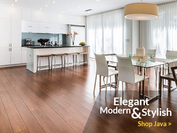 Java Flooring - Elegant, Modern and Stylish