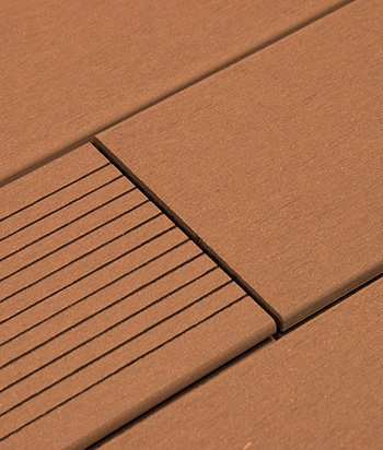 Sample - Caramel BamDeck® 3G Composite Decking