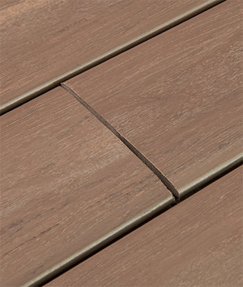 Sample - Carbonite 3G Grooved Edge GreenClaimed® Composite Decking